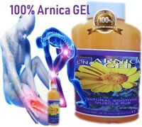 8 OZ ARNICA MONTANA GEL CREAM PAIN RELIEF BRUISES MUSCLE ACHES NATURAL ORIGINAL