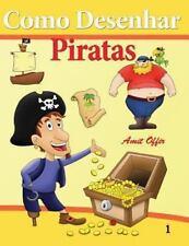 Livros Infantis: Como Desenhar - Piratas : Como Desenhar Comics by amit offir...