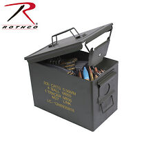 Rothco 2102 Mil Spec Ammo Cans - .50 Caliber