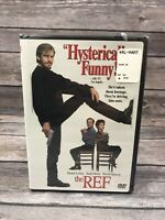The Ref (DVD, 2003) Denis Leary Kevin Spacey Comedy NEW Sealed
