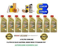 KIT TAGLIANDO FILTRI + 8L OLIO CASTROL EDGE 5W30 HYUNDAI IX35 2.0 CRDi
