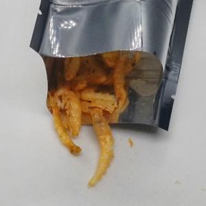 "Freeze Dried Jumbo Krill Superba, 1.5"" to 2"" - Everything Aquatic"