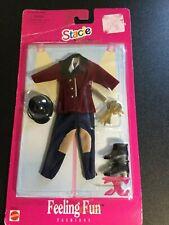 Stacie Little Sister of Barbie Feeling Fun Fashions Barrel Horse Riding Mattel