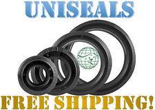"""1"""" UNISEAL Bulkhead (25 PACK) hydroponic aquaponic aquarium aquaculture uniseals"""