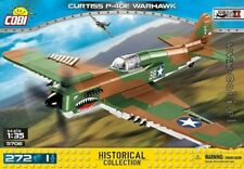 COBI Curtiss P-40E Warhawk  / 5706 /272 blocks WWII Small Army US plane fighter