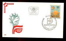 Austria 1975 National Pensioners Association FDC #C3068