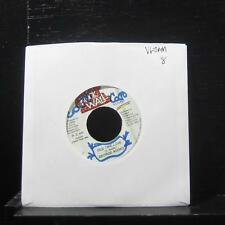 "George Nooks - Old Time Love 7"" VG Vinyl 45 Brick Wall Jamaica Reggae 2001"