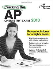 Cracking the AP Chemistry Exam, 2013 Edition (Coll
