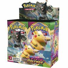 Vivid Voltage бустер запечатанная коробка дисплей 36 Pokemon Sword и щит бустер упаковки