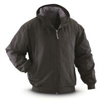 New Mens Warm Weatherproof Hooded Cascade Jacket Multiple Colors Regular & Tall