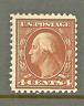 US #503 Mint-LH-OG  1917 Regular Flat Press ~ Perf 11...Free Shipping....[SE]