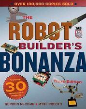 Robot Builders Bonanza, Third Edition