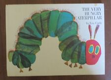 The VERY HUNGRY CATERPILLAR Vintage World Collins Hardcover Edition Early