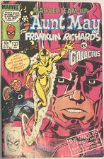 Marvel Team Up #137 Aunt May & Franklin Richards vs. Galactus! KEY MCU