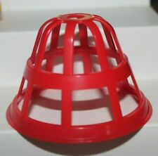 2005 Mouse Trap Board Game Replacement Red Cage Part 23 Only