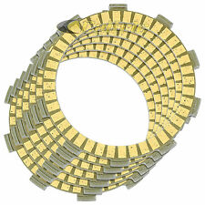 CLUTCH FRICTION PLATE FITS YAMAHA YZ80 1980-1992 MOTORCYCLE 6 PLATES