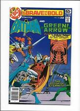 """BRAVE & THE BOLD #144 [1978 VF-] """"THE ARROW OF ETERNITY!"""""""