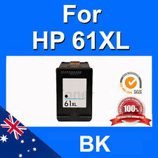 1x Ink BLACK 61XL for HP Officejet 2620 4630 Envy 4500 5530 Deskjet 2510 1510