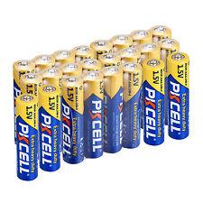 24PCS PKCELL AAA Alkaline Battery 1.5V R03P UM4 Industrial Single use Batteries
