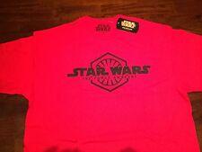 Star Wars...The Force Awakens T-shirt.  L Mens.u