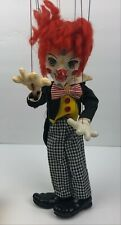 Pelham Puppet BIMBO SL17 Toy Marionette Vintage Puppets Made in England w/ box