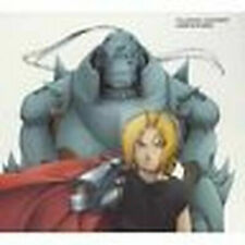 Fullmetal Alchemist anime Music Soundtrack Japanese Cd Complete