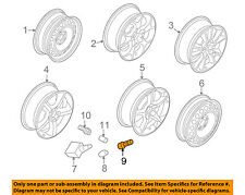 Saturn GM OEM 2008 Astra Wheel-Pressure Valve Adapter 13132539