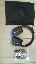 Black Wireless Headphones-New Skullcandy Hesh 2