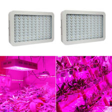 2Pack 1000W LED Bright Full Spectrum Grow Light Medical Plants Flower Veg Bloom