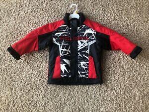 Polaris Youth Snowmobile Jacket. Kids Small
