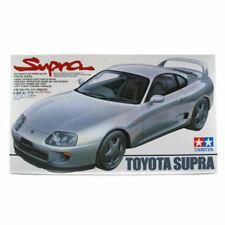 Tamiya 24123 1/24 Scale Model Sport Car Kit Toyota Supra Mk4 Jza80