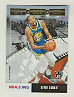 2019-20 Panini NBA Hoops LIGHTS CAMERA ACTION WINTER #1 KEVIN DURANT Nets