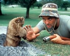 "Bill Murray & His Gopher Friend In ""Caddyshack"" - 8X10 Publicity Photo (Bb-754)"