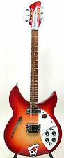 2002 Rickenbacker 330 Fireglo Guitar OHSC