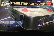 Portable Tabletop Air Hockey Game New