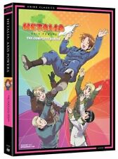 HETALIA AXIS POWERS COMPLETE SERIES (SEASONS 1-2) OFFICIAL R1 DVD