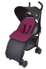 Sacos y cubrepiés para carritos y sillas de bebé Maclaren