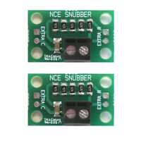 NCE 5240305 RC Filter Snubber 2 pack Use w/ DCC System