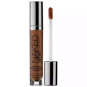 New URBAN DECAY NAKED Darker SKIN Complete Coverage Concealer Extra Deep Neutral