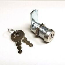 """1-1/8"""" Weather Resistant Cam Lock with Dust Shutter"""