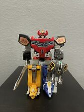 Power Rangers Mighty Morphin Megazord Deluxe