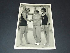 LOS ANGELES 1932 J.O. OLYMPIC GAMES OLYMPIA PLONGEON USA COLEMAN RAWIS FAUNTZ