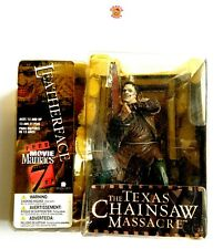 Texas Chainsaw Massacre Leatherface Movie Maniacs Figura Accion Neca Retro