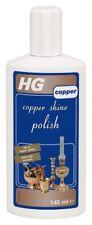 HG Copper Shine Polish - 140ml