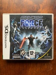 Star Wars the Force Unleashed Nintendo DS Game