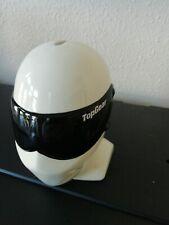 TOP GEAR STIG Helmet Money Box Piggy Bank & Stopper BBC 2005 EXCELLENT CONDITION