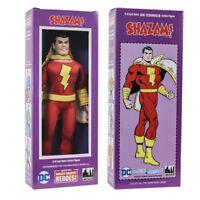 DC Comics Retro Style Boxed 8 Inch Action Figures: Shazam (Shazam Series Sculpt)