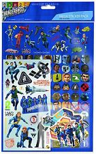 THUNDERBIRDS ARE GO! Stickers Mega Pack - Over 150 Stickers