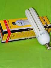 Elektrox Energiesparlampe 125 W 2700K Flower Blüte 125 Watt ESL CFL 5U grow