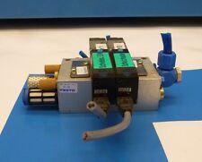 FESTO Ventilinsel PRMY-5-1/8-4 34336 Ventil MYH-5/2-2,3-L-LED (RE. inkl. MwSt.)